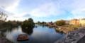 Panoramic view from Richmond bridge (northwest).png
