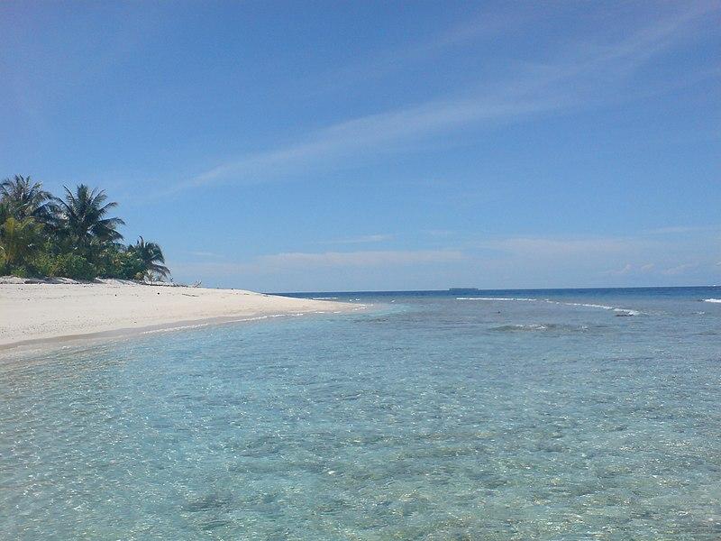 File:Pantai Pulau Pandan - panoramio.jpg