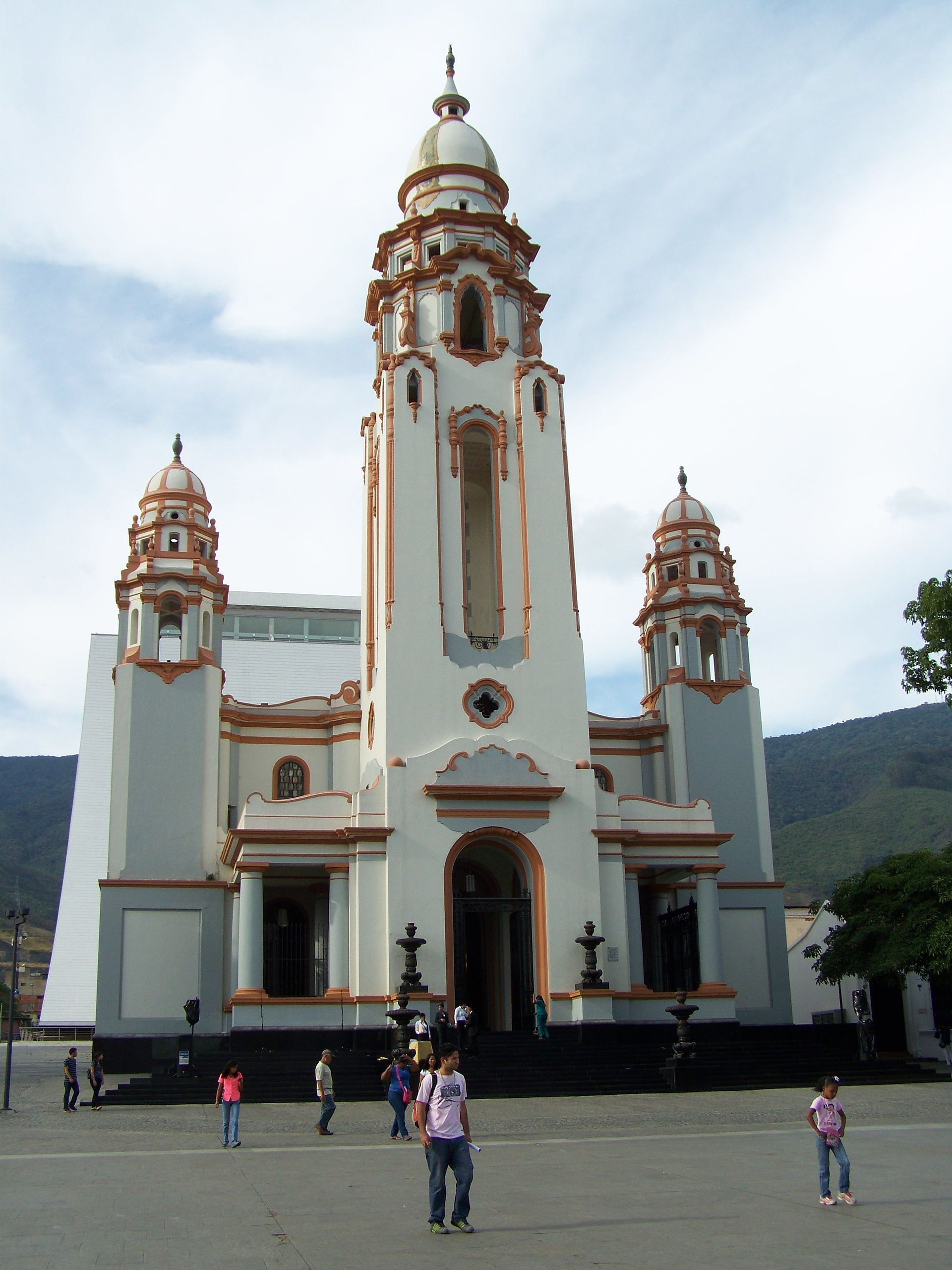 Panteón Nacional de Venezuela  Wikipedia, la enciclopedia libre