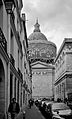 Pantheon from Rue Valette, Paris 26 May 2015.jpg