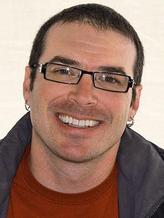 Paolo Bacigalupi - Bacigalupi at the 2012 Texas Book Festival