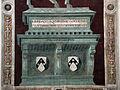 Paolo uccello, Monumento equestre di John Hawkwood, 1436, 03.JPG