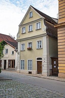 Klosterstraße in Pappenheim