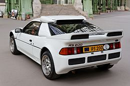 Paris - Bonhams 2014 - Ford RS Coupé - 1986 - 003.jpg