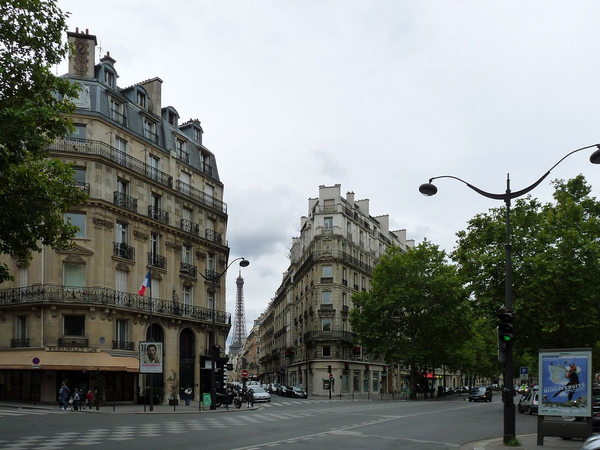 Avenue Kléber - Wikipedia