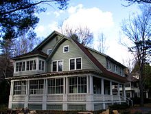 Cure Cottages Of Saranac Lake Wikipedia
