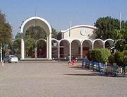 Parliament Buildings of Botswana