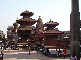 Lalitpur, Nepal - Patan Durbar Square