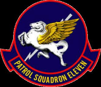 VP-11 - Squadron patch