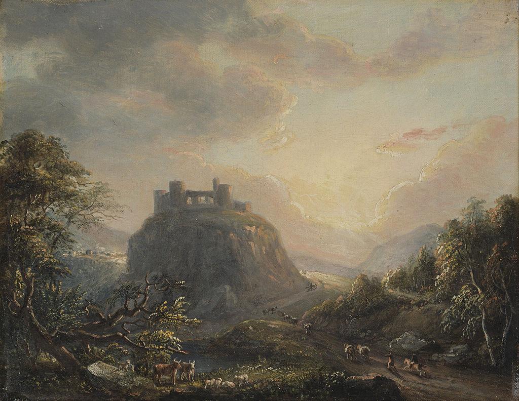 Paul Sandby - Landscape with a Castle - Google Art Project.jpg
