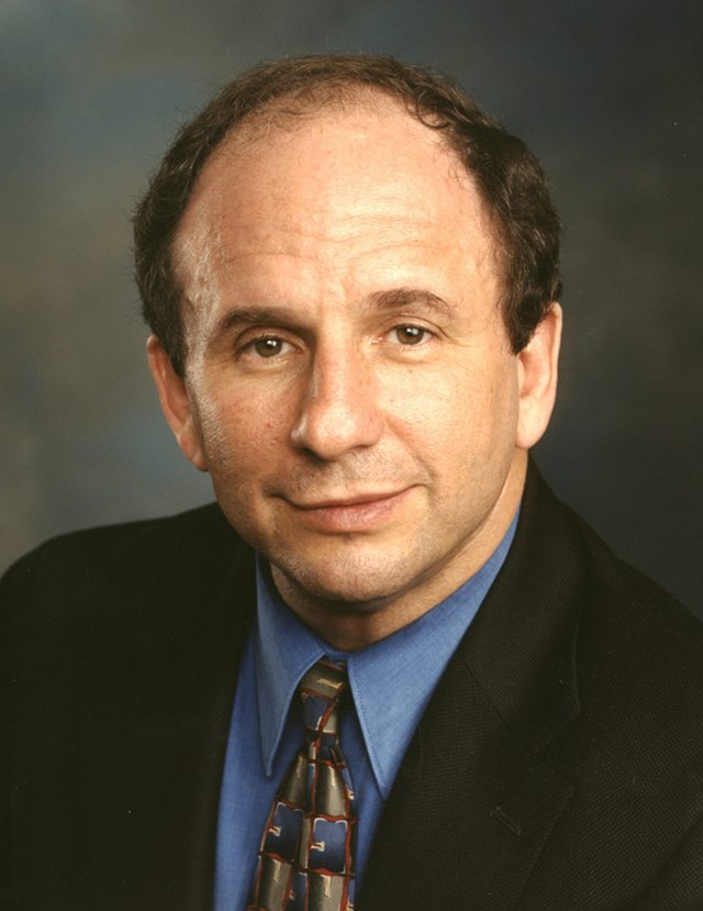 Paul Wellstone, official Senate photo portrait, From WikimediaPhotos