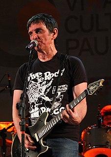 Paulo Miklos Brazilian singer-songwriter and multi-instrumentalist