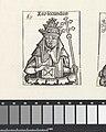 Paus Leo II Leo secundus (titel op object) Liber Chronicarum (serietitel), RP-P-2016-49-62-3.jpg
