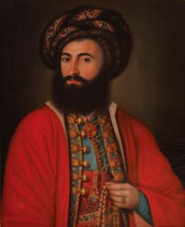 Constantin Cantacuzino (died 1877) Caimacam (Regent of Wallachia)