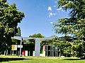 Pavillon Le Corbusier, Zurich ( Ank Kumar, Infosys) 02.jpg