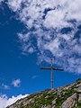 Paznaun - Rauher Kopf - Gipfelkreuz 03.jpg