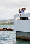 Pearl Harbor survivor returns to Hawaii to rest at USS Utah Memorial 150610-N-WC566-149.jpg