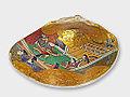 Peinture sur coquillage (musée d'art oriental, Venise) (15194854407).jpg