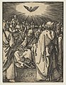 Pentecost, from The Small Passion MET DP816020.jpg