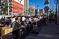 People waiting for clearance at Shoupakou (20170911080457).jpg