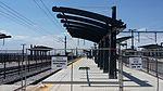Peoria Station light rail construction, 7.jpg