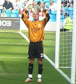 Jose Reina Top Goalkeeper Soccer Ball
