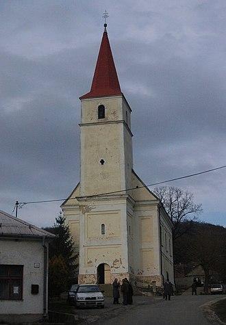 Pernek - Church