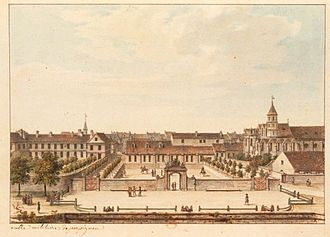 Perpignan - Perpignan circa 1780