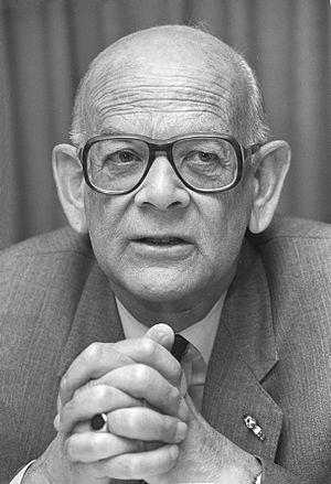 Gaius de Gaay Fortman - Gaius de Gaay Fortman in 1981