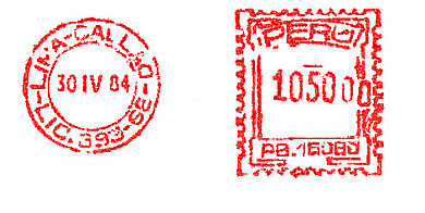 Peru stamp type BE6.jpg