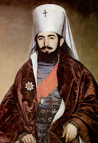 Montenegro - Petar II Petrović-Njegoš, was a Prince-Bishop (vladika) of Montenegro and Montenegrin national poet and philosopher.