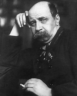 Peter Altenberg - Altenberg in 1907