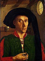 Portrait d'Edward Grimston
