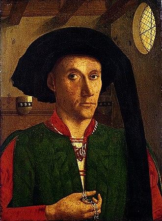 Portrait of Baudouin de Lannoy - Image: Petrus Christus Edward Grimston