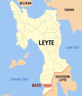 Municipality in Eastern Visayas, Philippines