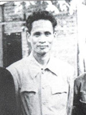 Deputy Prime Minister of Vietnam - Image: Pham Van Dong 1954
