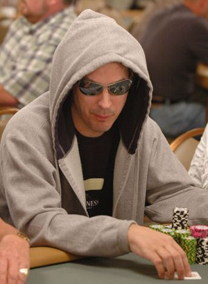 Phil Laak - Phil Laak at the 2006 World Series of Poker