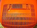 Philco-Ford Orange Retro TV (1970s) top.jpg