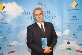 Philip Wollen - Australian of the Year (Victoria) – 2007