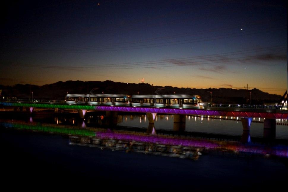 Phoenix Exterior Bridge.2008