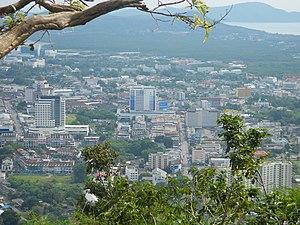 Phuket City - Image: Phuket City