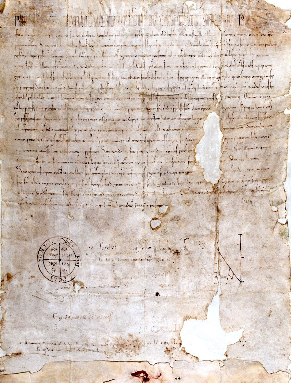 Piae Postulatio Voluntatis bull of Pope Paschal II, 1113