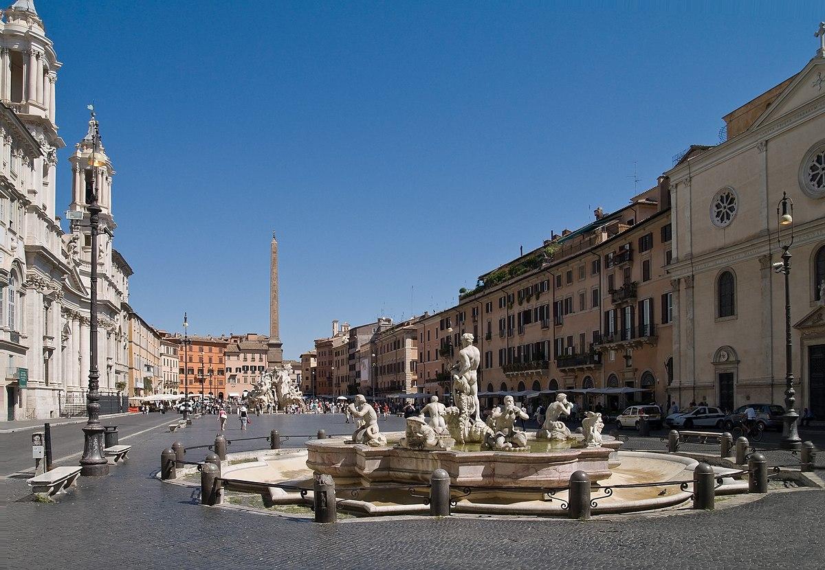 Piazza navona wikipedia - La finestra di fronte roma ...