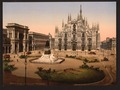 Piazza of the Cathedral, Milan, Italy.tif