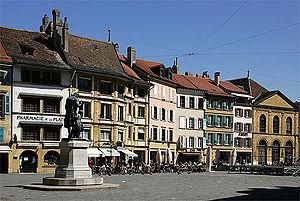 Yverdon-les-Bains - Yverdon-les-Bains