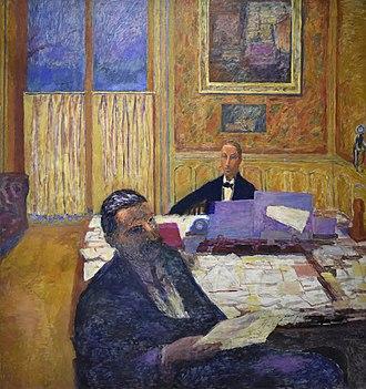 Bernheim-Jeune - Image: Pierre Bonnard (1867 1947) De gebroeders Bernheim Jeune Musée d'Orsay Parijs 22 8 2017 16 21 41