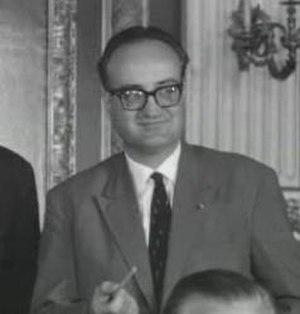 Pieter Bogaers - Pieter Bogaers in 1963