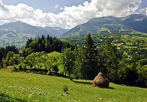Rodna Mountains - Pietrosu Mare