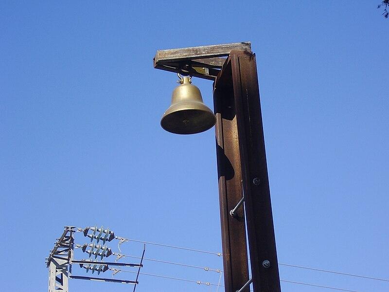 פעמון המושבה במזכרת בתיה