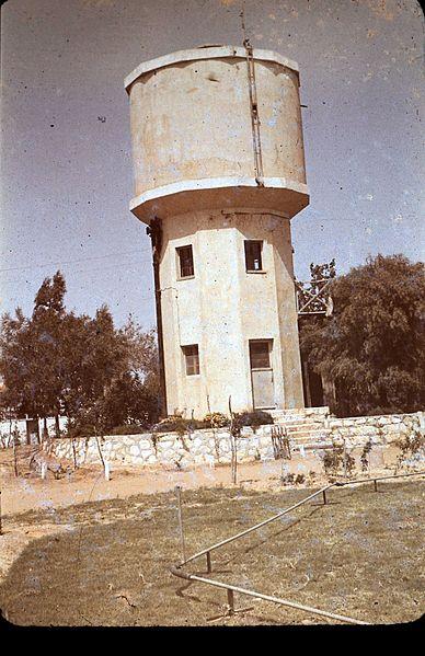 מגדל המים המקורי